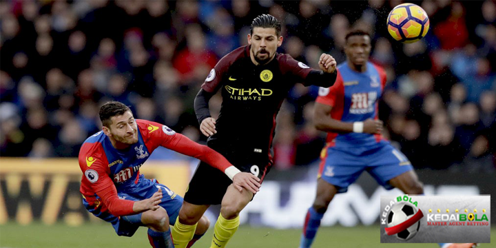 Prediksi Skor Akhir Crystal Palace Vs Manchester City 31 Desember 2017