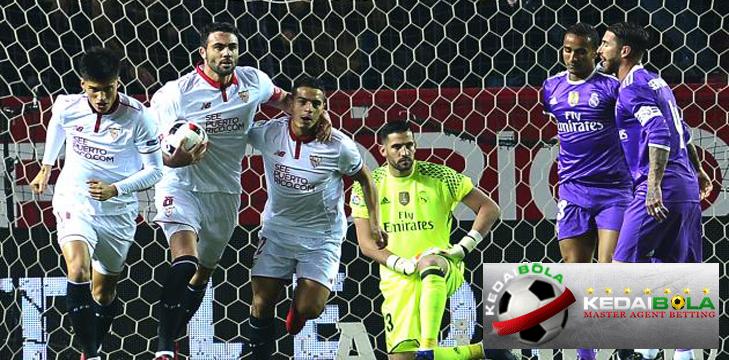 Prediksi Skor Akhir Real Madrid Vs Sevilla 9 Desember 2017