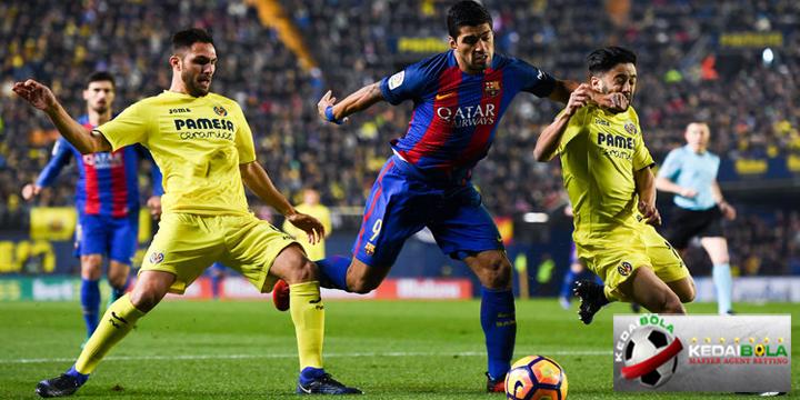 Prediksi Skor Akhir Villarreal Vs Barcelona 11 Desember 2017