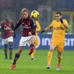 Prediksi Skor Hellas Verona Vs AC Milan 17 Desember 2017