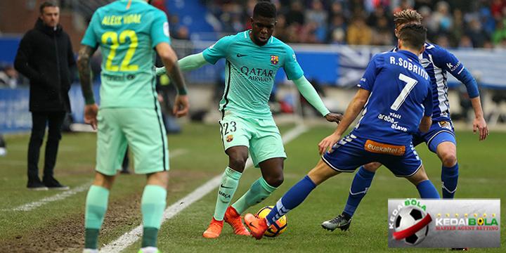 Prediksi Skor Akhir Barcelona Vs Deportivo Alaves 29 Januari 2018