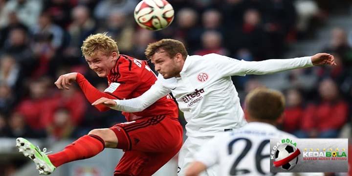 Prediksi Skor Akhir Bayer Leverkusen Vs Mainz 28 Januari 2018
