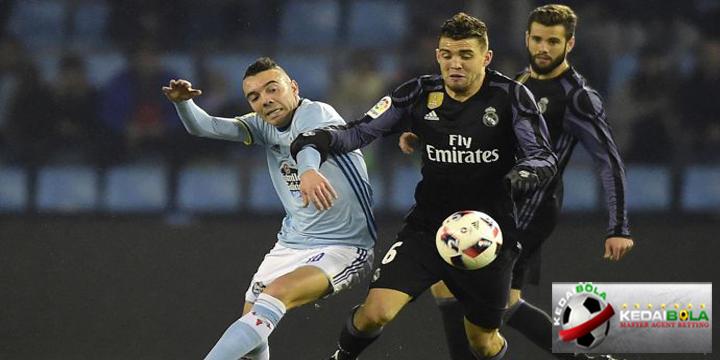 Prediksi Skor Akhir Celta Vigo Vs Real Madrid 8 Januari 2018