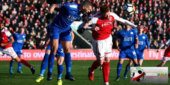 Prediksi Skor Akhir Leicester City Vs Fleetwood Town 17 Januari 2018