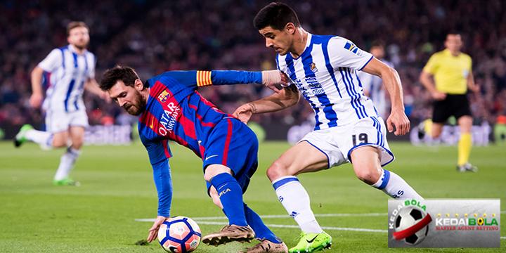 Prediksi Skor Akhir Real Sociedad Vs Barcelona 15 Januari 2018
