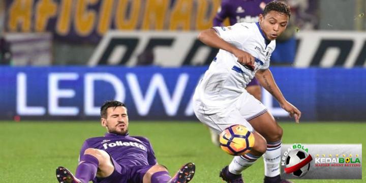 Prediksi Skor Akhir Sampdoria Vs Fiorentina 21 Januari 2018