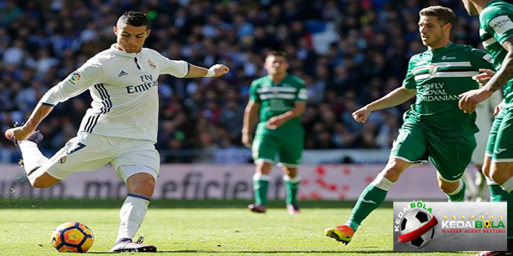 Prediksi Skor Real Madrid Vs Leganes 25 Januari 2018