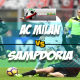 Prediksi Skor AC Milan Vs Sampdoria 19 Februari 2018