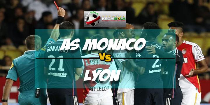 Prediksi Skor Akhir AS Monaco Vs Lyon 5 Februari 2018