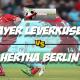 Prediksi Skor Akhir Bayer Leverkusen Vs Hertha Berlin 10 Februari 2018