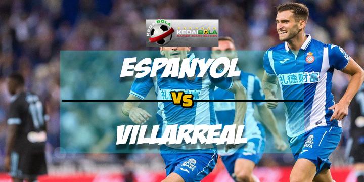 Prediksi Skor Akhir Espanyol Vs Villarreal 19 Februari 2018