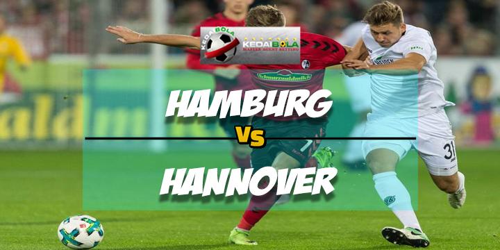 Prediksi Skor Akhir Hamburg Vs Hannover 5 Februari 2018