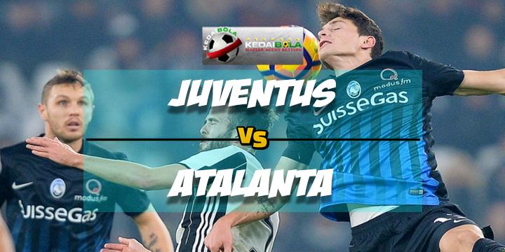 Prediksi Skor Akhir Juventus Vs Atalanta 28 Februari 2018
