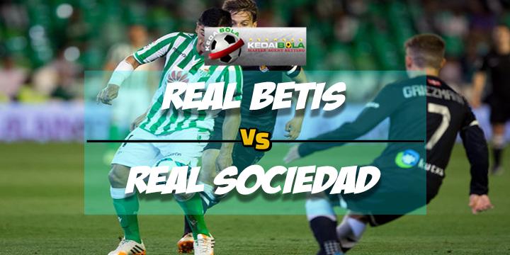 Prediksi Skor Akhir Real Betis Vs Real Sociedad 2 Maret 2018