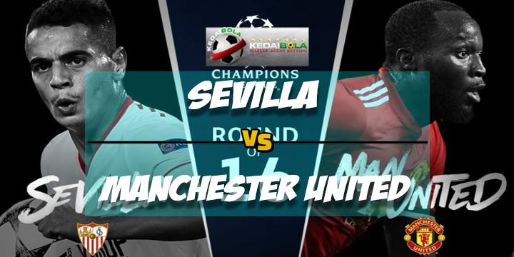 Prediksi Skor Akhir Sevilla Vs Manchester United 22 Februari 2018