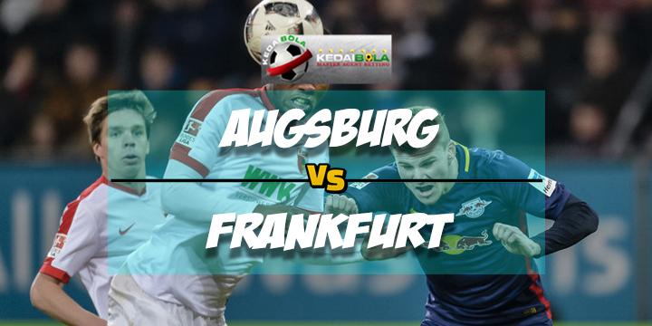 Prediksi Skor Augsburg Vs Frankfurt 4 Februari 2018