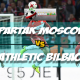 Prediksi Skor Spartak Moscow Vs Athletic Bilbao 16 Februari 2018