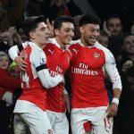 Prediksi Skor Akhir Arsenal Vs AC Milan 16 Maret 2018