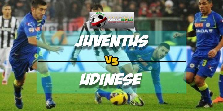 Prediksi Skor Akhir Juventus Vs Udinese 11 Maret 2018