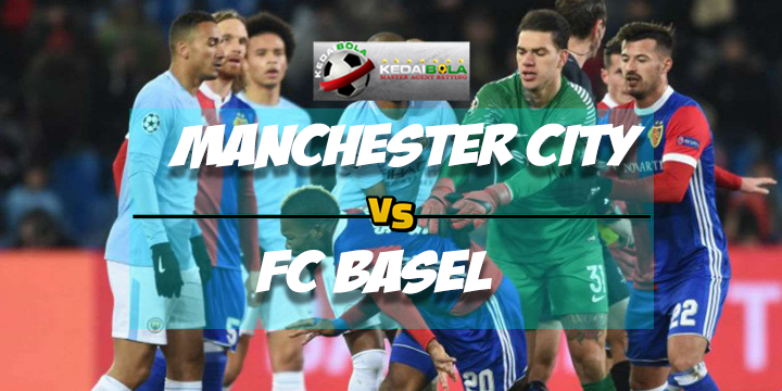 Barcelona Vs Manchester City Logo: Prediksi Manchester City Vs FC Basel 8 Maret 2018