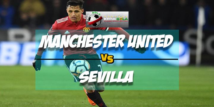 Prediksi Skor Akhir Manchester United Vs Sevilla 14 Maret 2018
