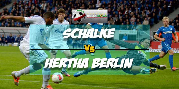 Prediksi Skor Akhir Schalke Vs Hertha Berlin 3 Maret 2018