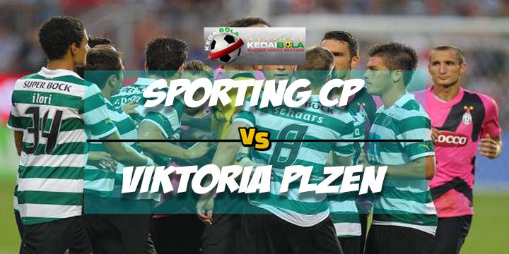 Prediksi Skor Akhir Sporting CP Vs Viktoria Plzen 9 Maret 2018