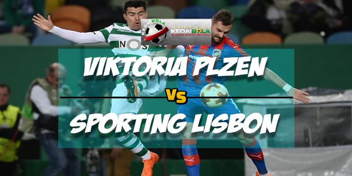 Prediksi Skor Akhir Viktoria Plzen Vs Sporting Lisbon 16 Maret 2018