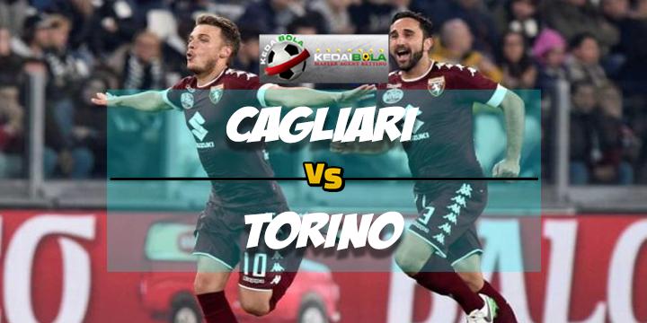Prediksi Skor Cagliari Vs Torino 31 Maret 2018