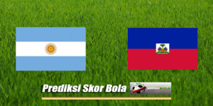 Prediksi Skor Akhir Argentina Vs Haiti 30 Mei 2018