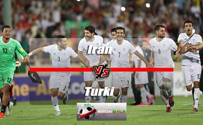 Prediksi Skor Akhir Iran Vs Turki 29 Mei 2018