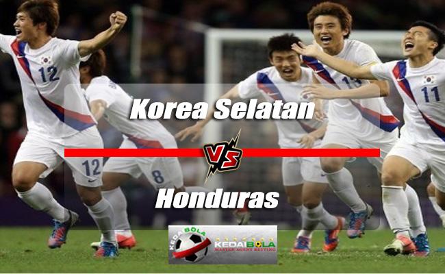 Prediksi Skor Akhir Korea Selatan Vs Honduras 28 Mei 2018