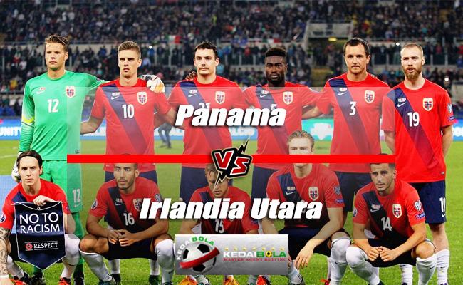 Prediksi Skor Akhir Panama Vs Irlandia Utara 30 Mei 2018
