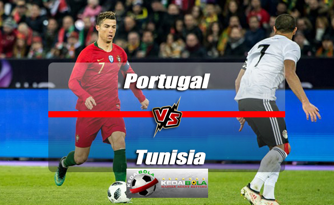 Prediksi Skor Akhir Portugal Vs Tunisia 29 Mei 2018