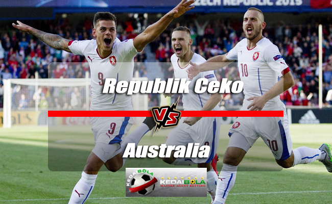 Prediksi Skor Akhir Republik Ceko Vs Australia 1 Juni 2018
