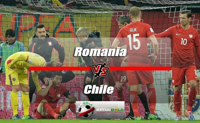 Prediksi Skor Akhir Romania Vs Chile 31 Mei 2018