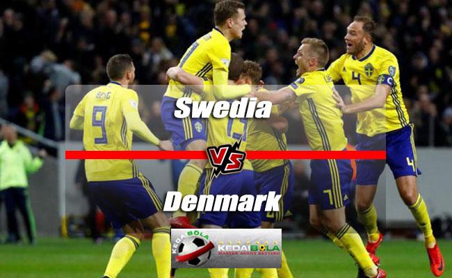 Prediksi Skor Akhir Swedia Vs Denmark 3 Juni 2018
