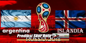 Prediksi Skor Akhir Argentina Vs Islandia 16 Juni 2018