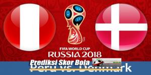 Prediksi Skor Akhir Peru Vs Denmark 16 Juni 2018