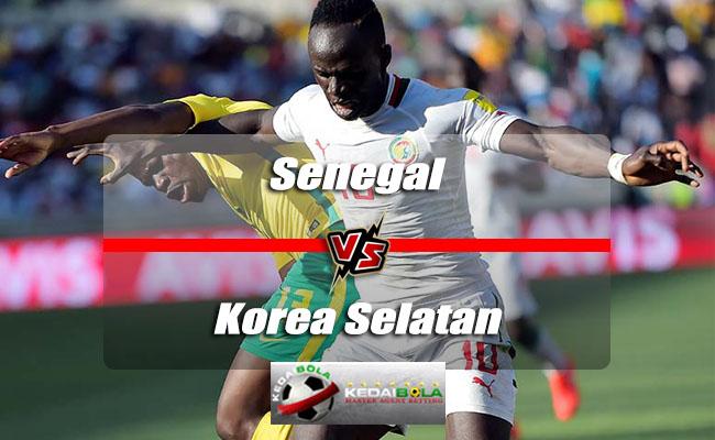 Prediksi Skor Akhir Senegal Vs Korea Selatan 11 Juni 2018