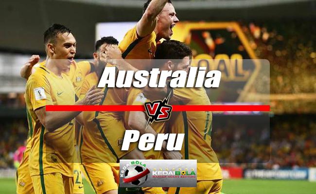 Prediksi Skor Australia Vs Peru 26 Juni 2018 Piala Dunia 2018