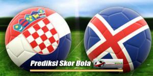 Prediksi Skor Islandia Vs Kroasia 27 Juni 2018 Piala Dunia 2018
