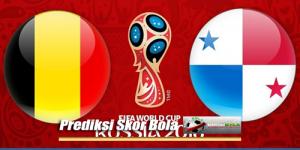Prediksi Skor Piala Dunia Belgia Vs Panama 18 Juni 2018