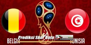 Prediksi Skor Piala Dunia Belgia Vs Tunisia 23 Juni 2018