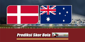 Prediksi Skor Piala Dunia Denmark Vs Australia 21 Juni 2018