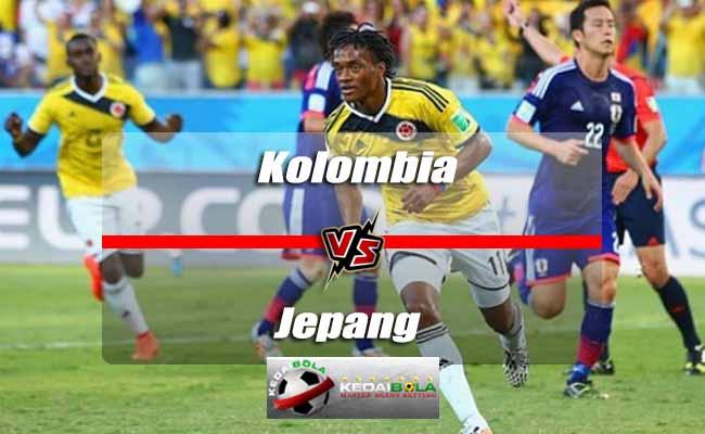 Prediksi Skor Piala Dunia Kolombia Vs Jepang 19 Juni 2018