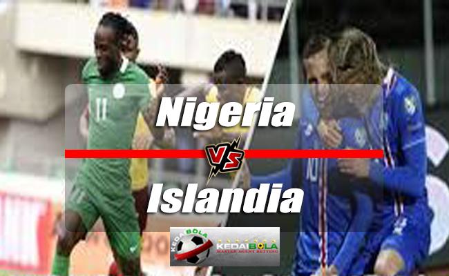 Prediksi Skor Piala Dunia Nigeria Vs Islandia 22 Juni 2018