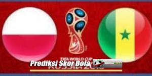 Prediksi Skor Piala Dunia Polandia Vs Senegal 19 Juni 2018