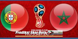 Prediksi Skor Piala Dunia Portugal Vs Maroko 20 Juni 2018