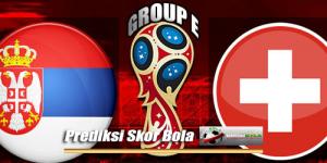 Prediksi Skor Piala Dunia Serbia Vs Swiss 23 Juni 2018